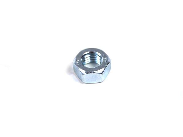 Plain Nut - M8 (Pack of 10)