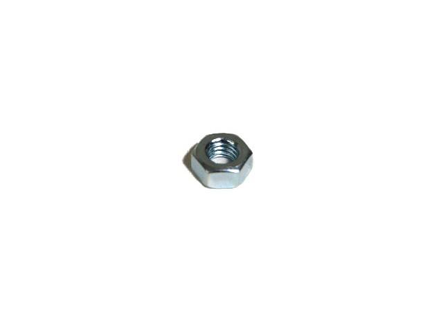 Nut - M6 - Full Plain