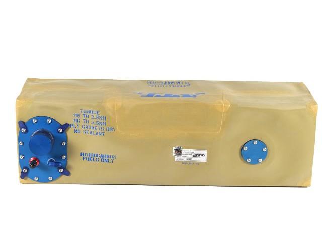 Fuel Bag Tank - Unboxed - 99 Rover Race Inc. Filler & Cap