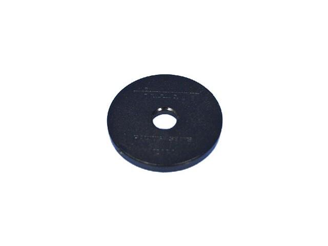 BLACK PLASTIC SPACER