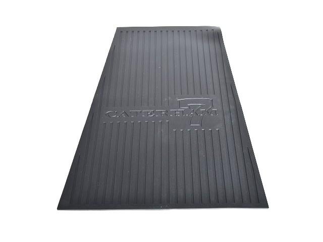 Rubber Floormat - LH - DD/Universal - Caterham 7 Logo