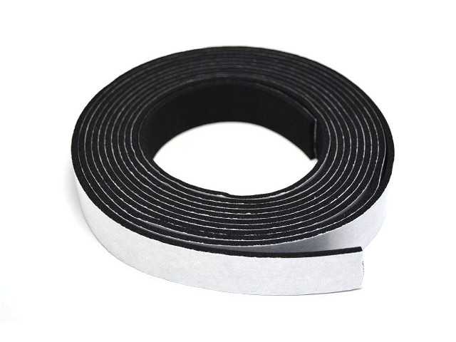 Self Adhesive Foam Strip - 12 x 3mm thick