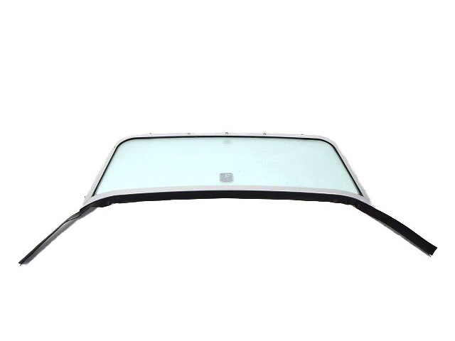 Windscreen Assembly - Anodised Frame - S3