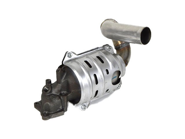 CATALYST AND DOWNPIPE ASSEMBLY SEVEN 160 MODEL