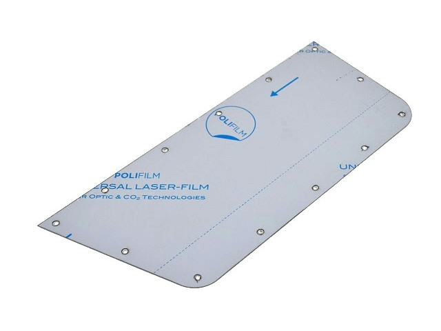 REAR WING PROTECTOR LH STAINLESS SEVEN 160 ONLY