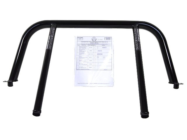 Roll Over Bar Kit - de Dion - Road - Metric Chassis