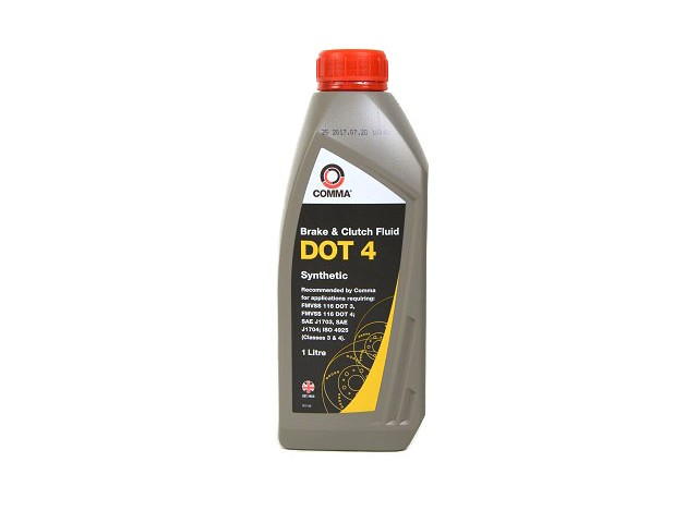 Brake Fluid  - DOT 4 specification