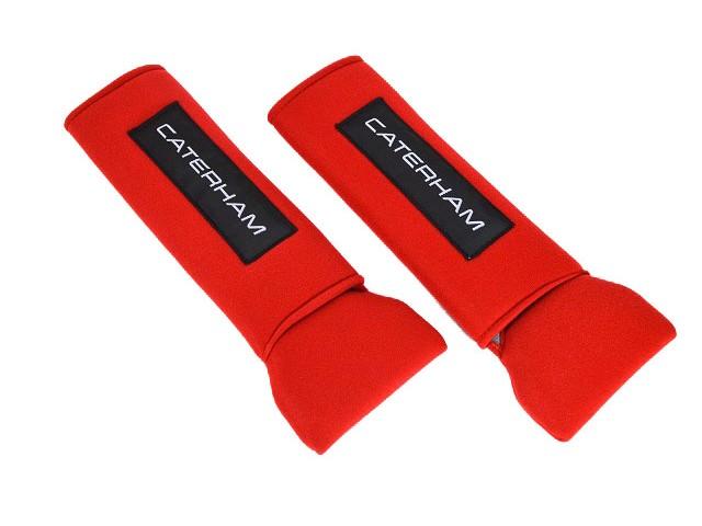 Shoulder Comfort Pads - Red