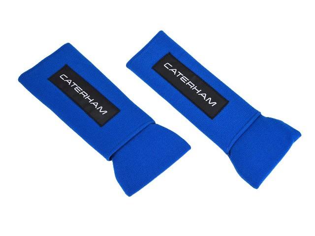 Shoulder Comfort Pads - Blue
