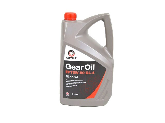 GEAR OIL(G054L)5&6 SPD 5LTR