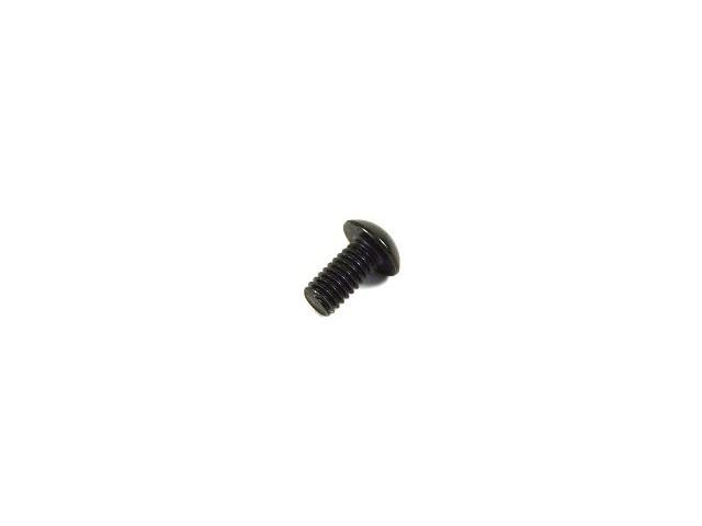BOLT M4 X 8 BUTTON HEAD ZINC BLACK CSR COLUMN